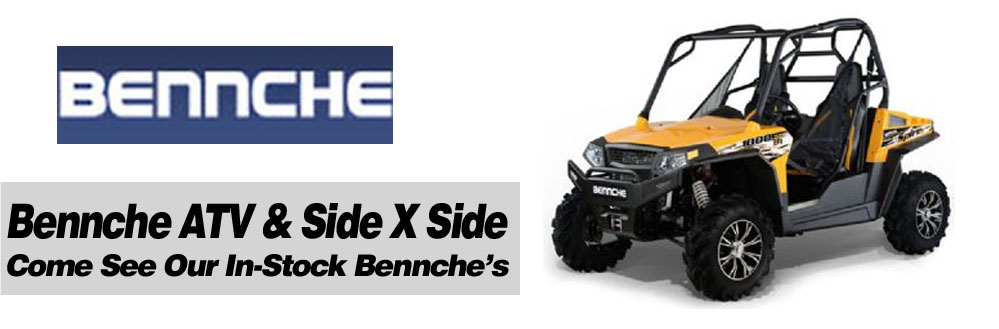 Champion Cycle Center - Benneche ATV & UTV